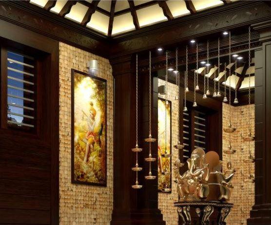 272 best images about pooja room design on pinterest for Indian ghar design