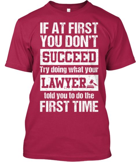 Haha or what your lawyer told the paralegal to tell you to do!!!!