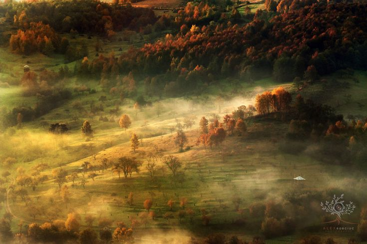 legendary fairy tale landscape photography in transylvania romania