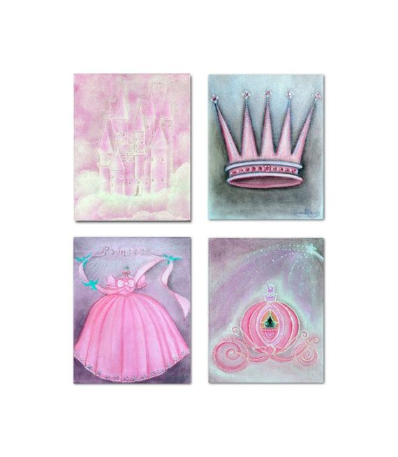 Baby Crown Wall Decor : Images about princess nursery decor on