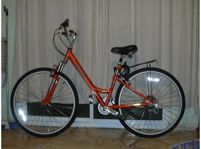 Продается женский велосипед, городской, можно ездить по проселочной д