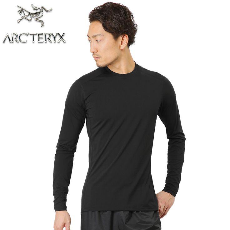 ARC'TERYX アークテリクス Phase SL Crew LS ベースレイヤー 62040 #ミリタリーセレクトショップWIP #men's #メンズ #MILITARY #T-SHIRT #Tシャツ #長袖 #longsleev #インナー