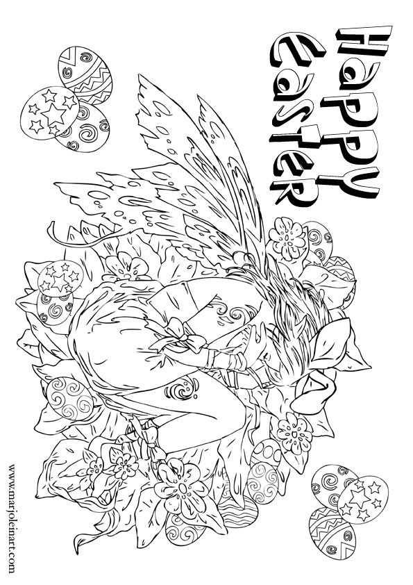 easter alphabet coloring pages - photo#36