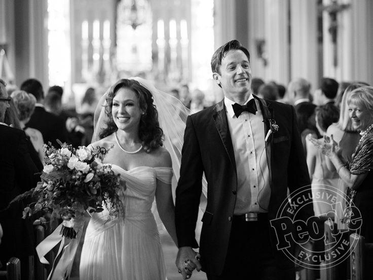 Feed the Beast Star Erin Cummings Marries Limitless Actor Tom Degnan| Wedding