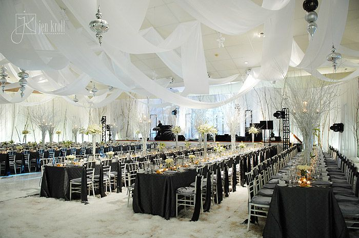 Luxury Wedding Indoor: 18 Best Images About Concept