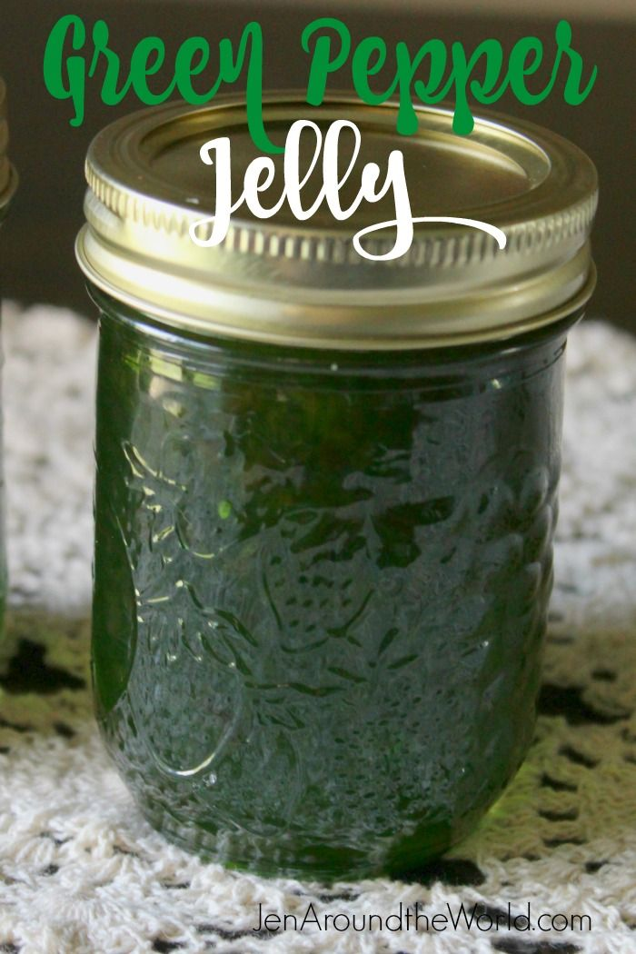 Seriously -- this is the easiest recipe if you want to try your hand at making homemade jelly. You will love this on top of cream cheese with wheat crackers
