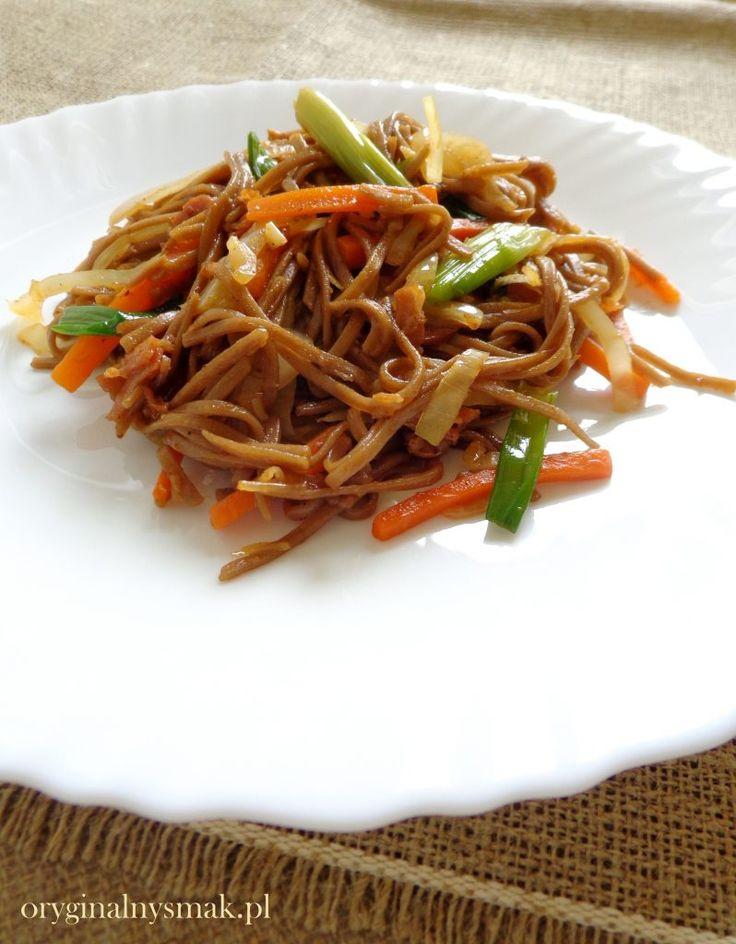 Yakisoba  | Oryginalny smak