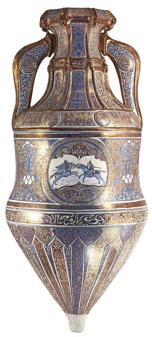 Vaso de los Adalides. 150x70cm