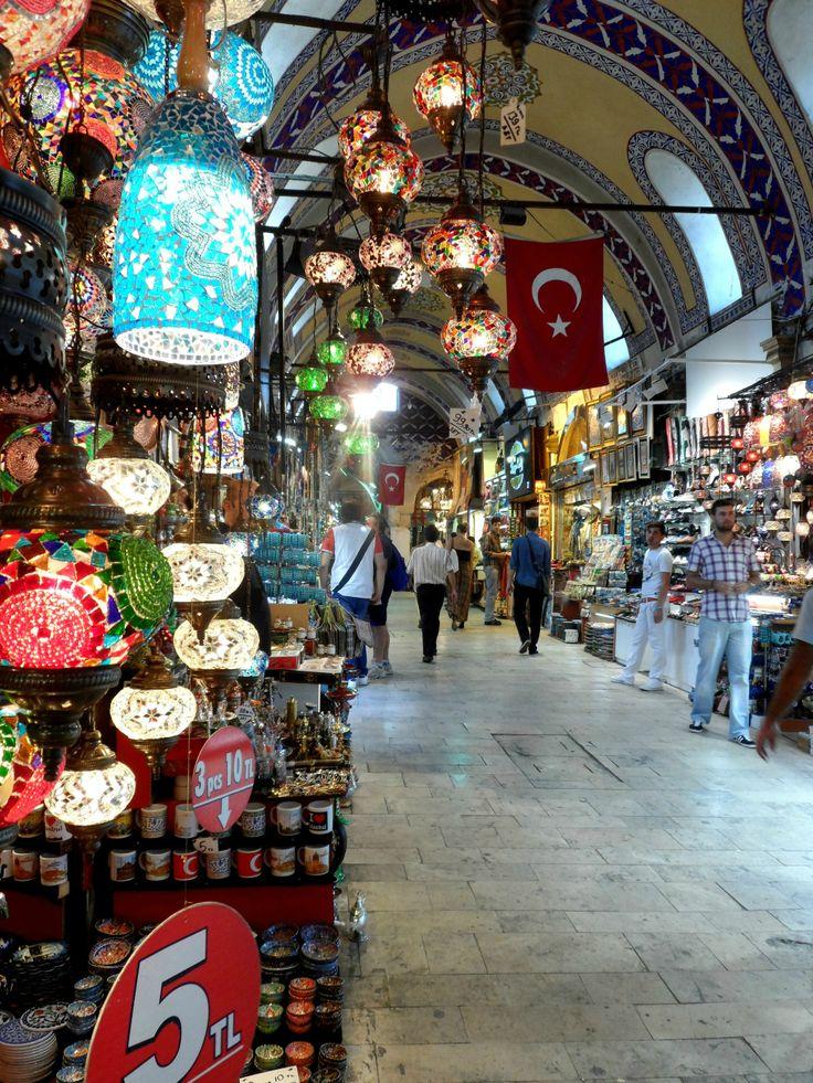 Grand Bazaar- Kapalıçarşı İstanbul