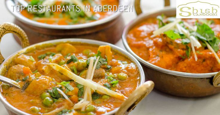 We are here since 2004, and now considered as the top restaurants in Aberdeen and nearer area. See more - http://www.shishtandoori.com/  #IndianFood #Aberdeen #Restaurant #Aberdeen