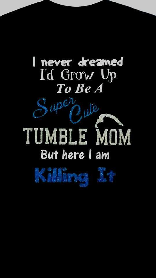 Cheer Mom Shirt by Bows2ToesGear on Etsy
