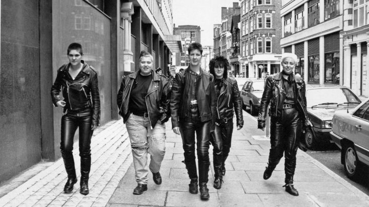 Rebel Dykes (work-in-progress screening) Documenting the forgotten herstory of 1980s lesbian London, join us for a work-in-progress look at the documentary we all are waiting to see.