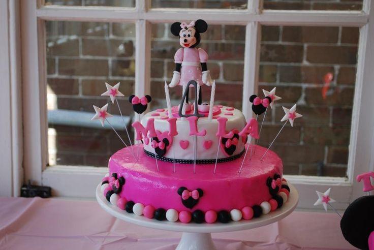 Milla's 4th bday cake