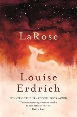 LaRose - Louise Erdrich - first book I saw in a bookstore The story opens with Landreux Iron's accidental shooting of his neighbour's five year old son. Calling on the traditions of their American Indian traditions, he and his wife give their own son, LaRose, to their grief stricken neighbours. The boy becomes a linchpin between the two families. A poignant story of healing that manages to avoid hokey. 5 stars.
