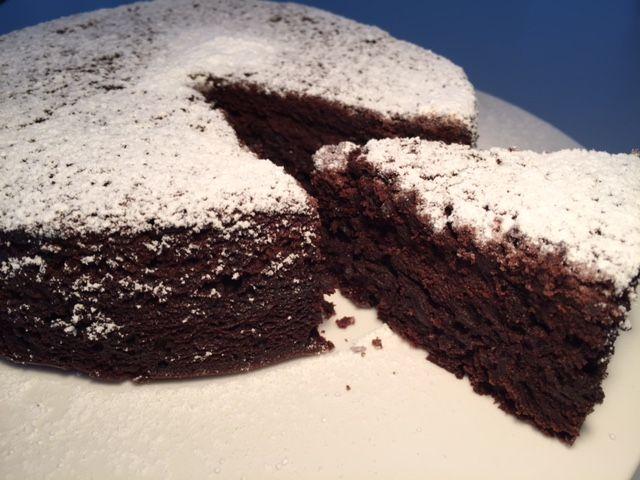 Chokoladekage uden æg - Opskrift-kage.dk