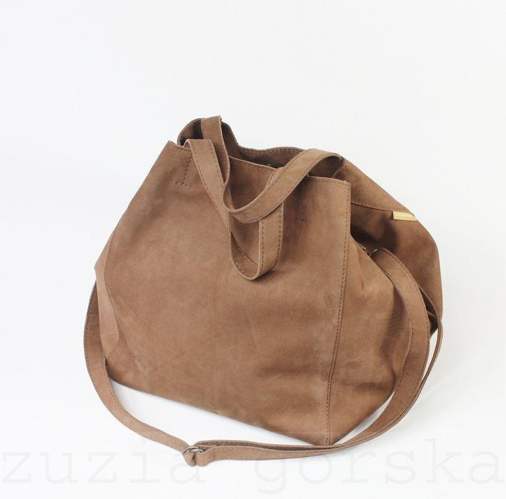 Nordic Nubuck Leather Ready to Go! Zuzia Górska