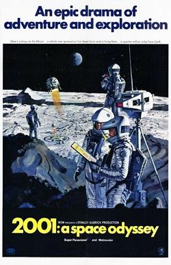 2001: A Space Odyssey - 1/23