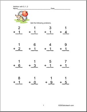 Maths on Number 19 Worksheets For Preschool Math