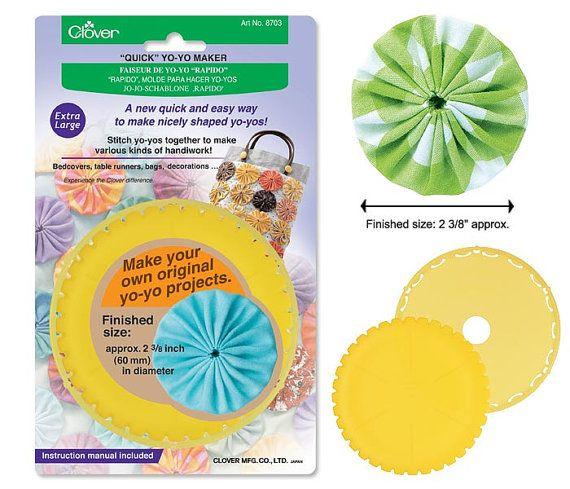Trébol Trébol forma yo-yo Maker Grande-rápido y fácil de hacer-CL8713