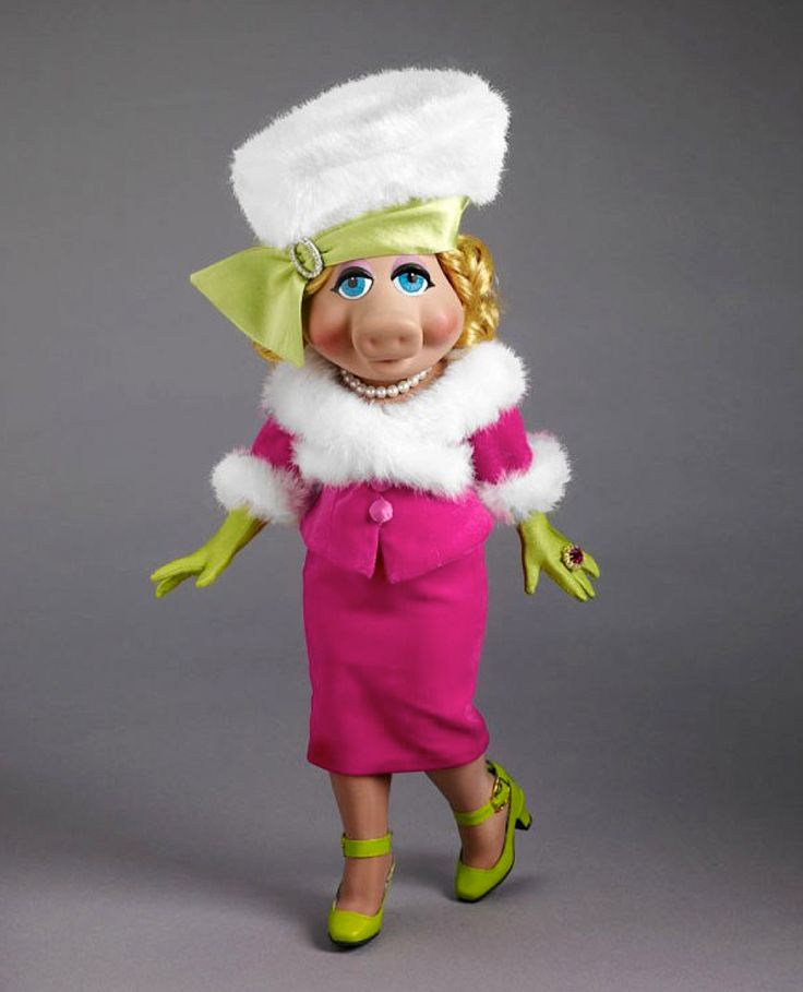 616 Best Miss Piggy Muppets Images On Pinterest: 222 Best Miss Piggy Images On Pinterest