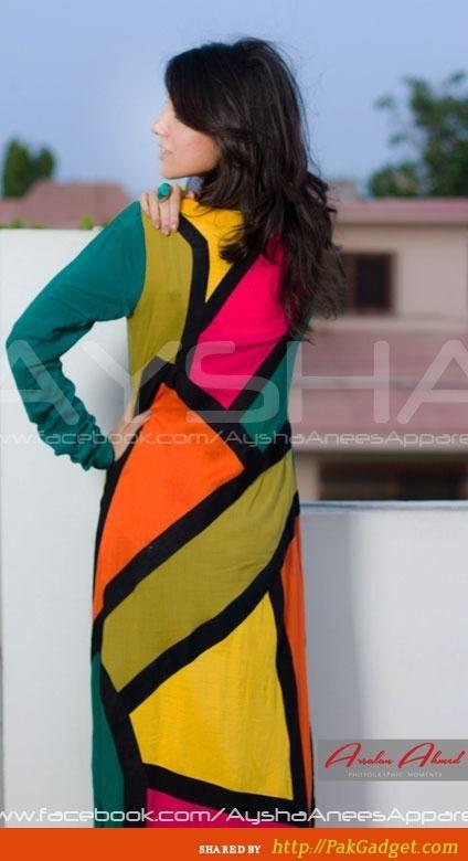 Casual Kurtis, Long Shirts by Ayesha Anees (4)
