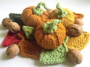 Pletená dýně (tykev), pumpkin pattern