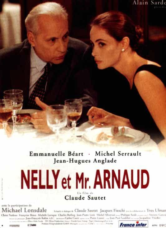 Nelly et Mr. Arnaud (1995) - Claude Sautet - Emmanuelle Béart, Michel Serrault