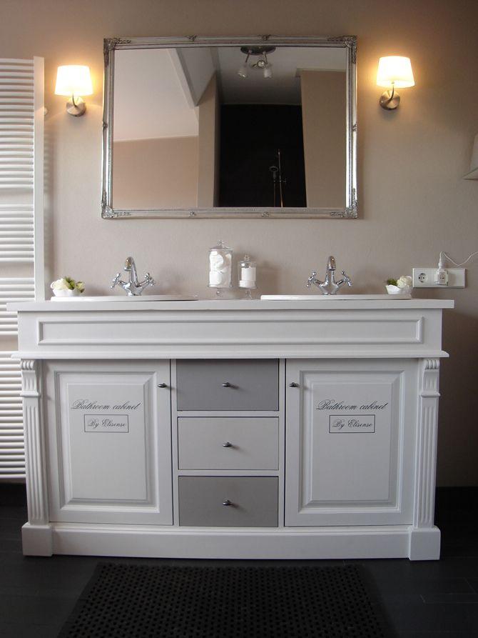 landelijke badkamermeubels 9 best Badkamer images on