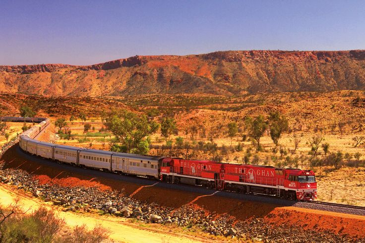 The Ghan - Von Darwin bis nach Adelaide #theghan #southaustralia #darwin #adelaide #northernterritory #zug #outback
