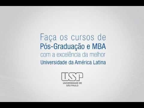 Pós-Graduação e MBA da USP na Fundação Vanzolini