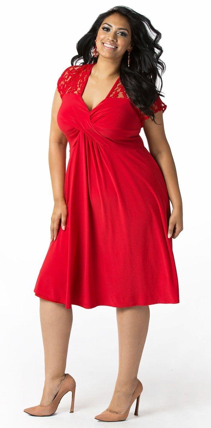 699 best Plus Size {Party Dresses} images on Pinterest