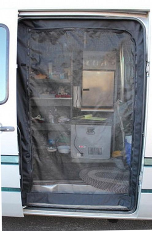 Sprinter Sliding Door Screen Kit 2001 2015 Chassis High