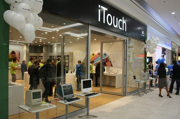 #Apple #iTouch #Santovka #Olomouc