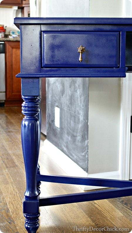 111 Best Painted Desks Images On Pinterest Desk