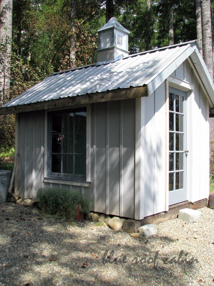 17 best images about garden sheds on pinterest gardens for Cheap small garden sheds