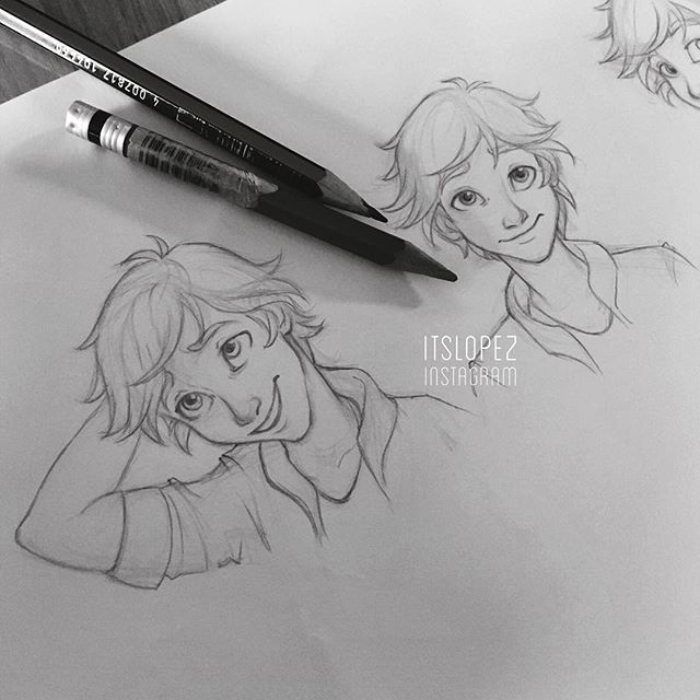 Adrien Agreste, MY CINNAMON ROLL #ladybug