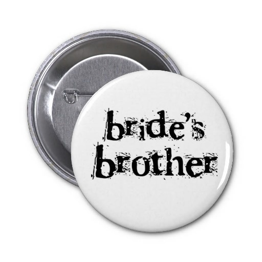 Brother Of The Bride Gift