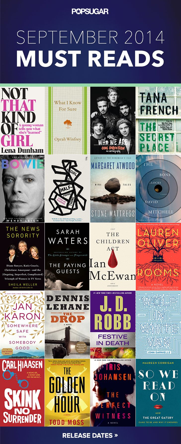 Check out the best and most exciting books hitting shelves this month!