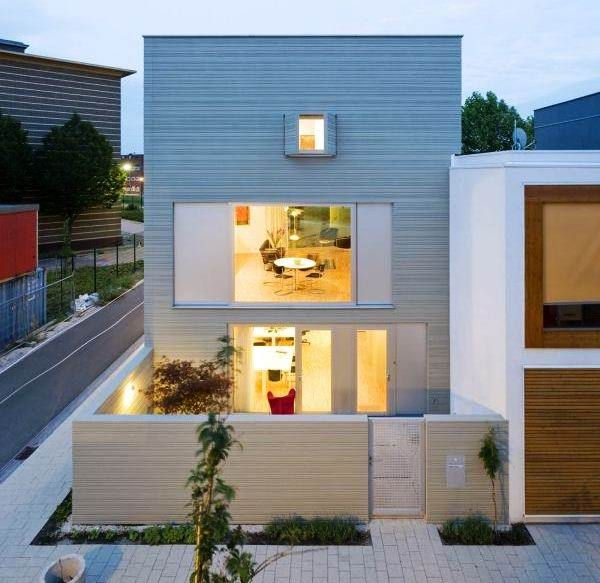Great 5 Characteristics Of Modern Minimalist House Designs
