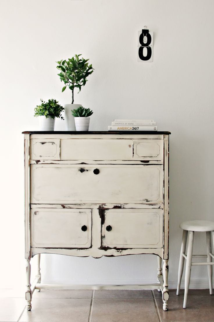 White Painted Furniture Ideas.