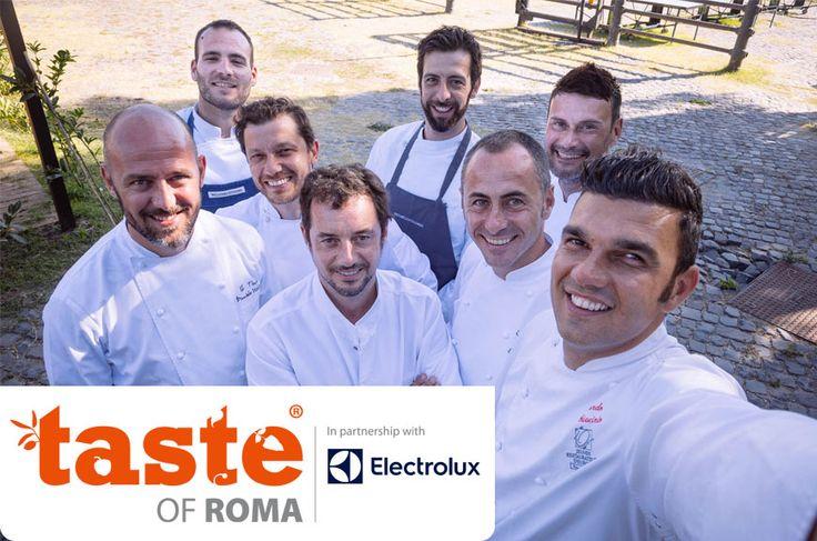 Inizia #Oggi #TasteOfRoma! #Cibo da #chef  e grande #ristorazione vi accoglieranno all'#AuditoriumParcoDellaMusica di #Roma Che aspettate? #food #cucina #ricette #InCucinaConDani http://www.incucinacondani.it/le-ultime-notizie/item/136-mozartkugeln-palline-con-crema-al-cioccolato.html