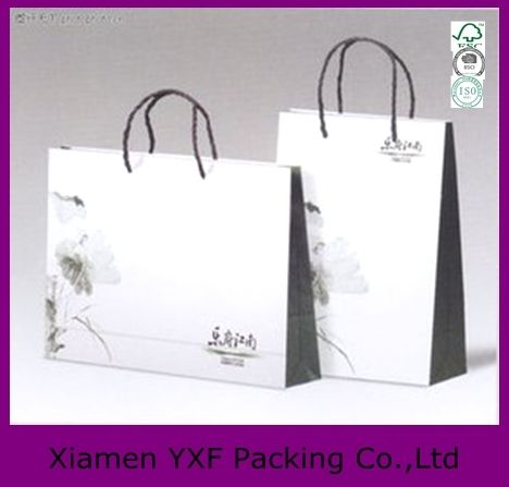 Customized Design Packaging & Printing Paper Bags With Your Logo , Find Complete Details about Customized Design Packaging & Printing Paper Bags With Your Logo,Food Packaging Paper Bags With Window,Paper Bags With Your Own Logo,Paper Bag Optical Design from Packaging Bags Supplier or Manufacturer-Xiamen Yongxinfa Packing Co., Ltd.