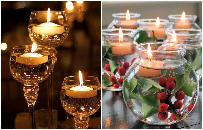 Идеи декора новогоднего стола, чтобы создать праздничное настроение