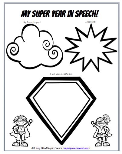 30 best Speech Therapy--Superheroes images on Pinterest