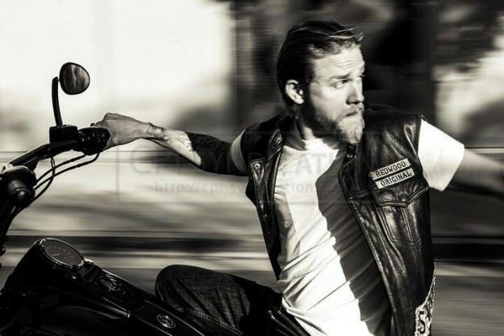 Jax Teller | Motorcycle Love Crush | Pinterest | Sons of ...