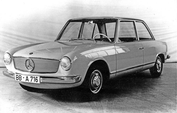 The Smaller Cars In The History Of Daimler Ag Iv Jpg