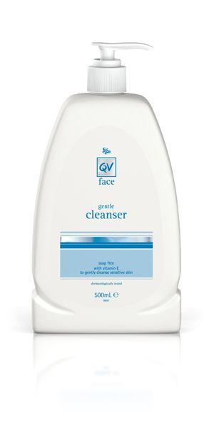 QV Face Gentle Cleanser   Face Skincare