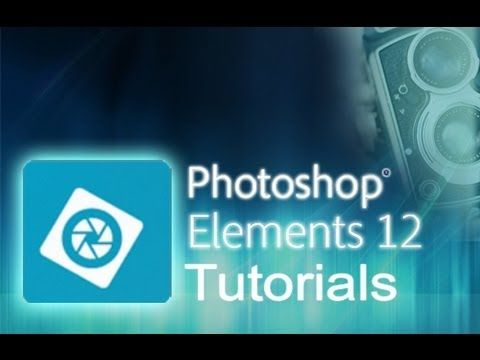 Photoshop Elements 12 - Tutorial for Beginners [COMPLETE] (+playlist)