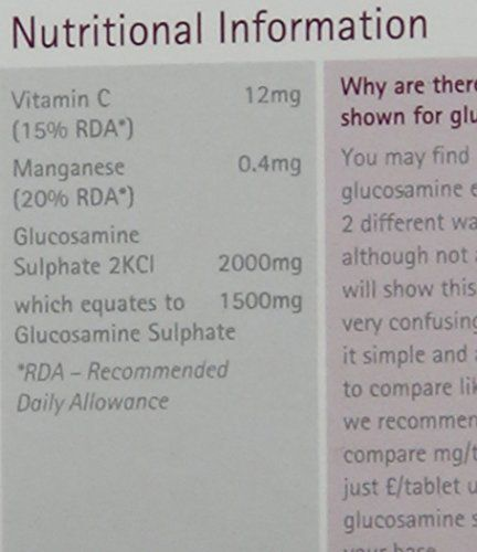 Jointflex Glucosamax Glucosamine Sulphate 1500mg plus Vitamin C and Manganese one-a-day 30 tablets - http://vitamins-minerals-supplements.co.uk/product/jointflex-glucosamax-glucosamine-sulphate-1500mg-plus-vitamin-c-and-manganese-one-a-day-30-tablets/