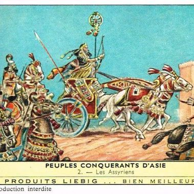 CONQUERORS FROM ASIA